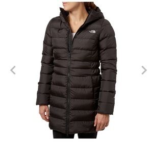 Northface winter coat - women's